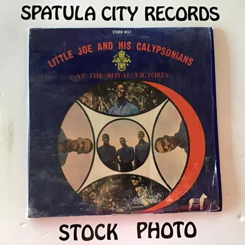 Little Joe and His Calypsonians - At the Royal Victoria - IMPORT - vinyl record LP