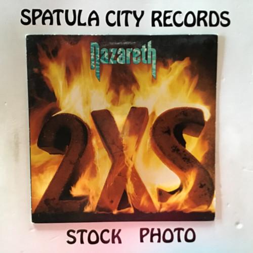 Nazareth - 2XS - vinyl record LP