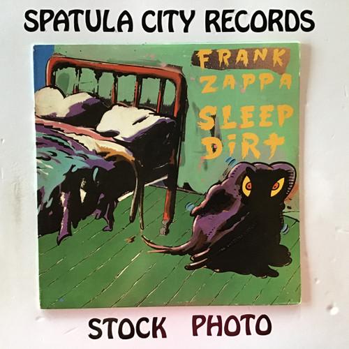 Frank Zappa - Sleep Dirt - vinyl record LP