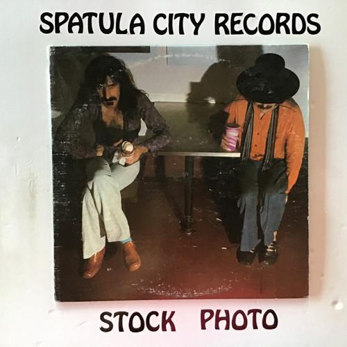Frank Zappa / Captain Beefheart / Mothers - Bongo Fury - vinyl record LP