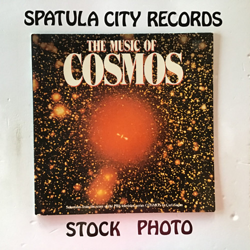 Music of Cosmos, The - compilation - vinyl record LP