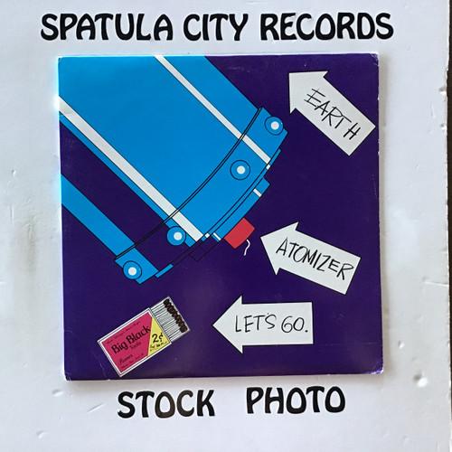 Big Black - Atomizer - vinyl record LP