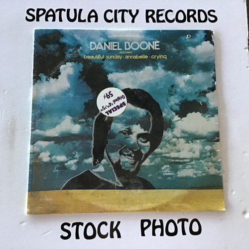 Daniel Boone - Beautiful Sunday - SEALED - vinyl record LP