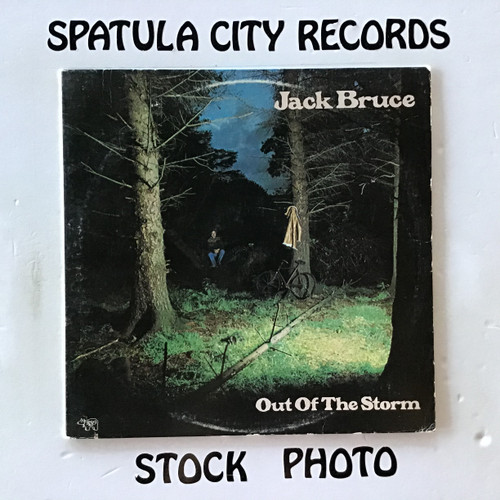 Jack Bruce - Out of the Storm - vinyl record LP