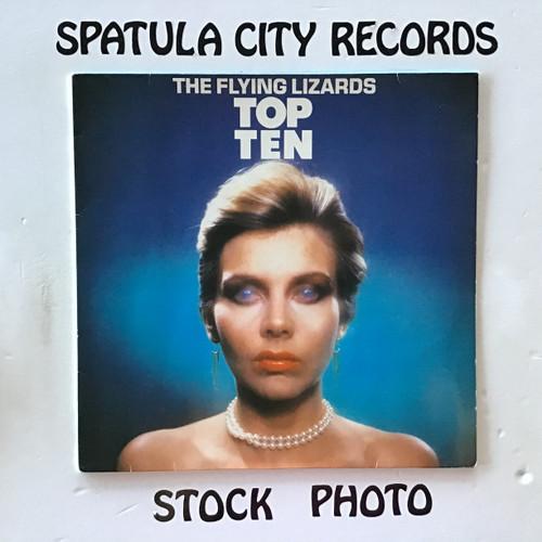 Flying Lizards, The - Top Ten  - IMPORT - vinyl record LP