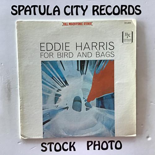 Eddie Harris - For Birds and Bags - vinyl record LP
