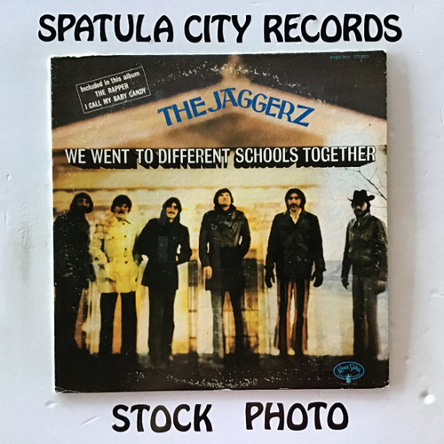 Jaggerz, The - We Went To Different Schools Together - vinyl record LP