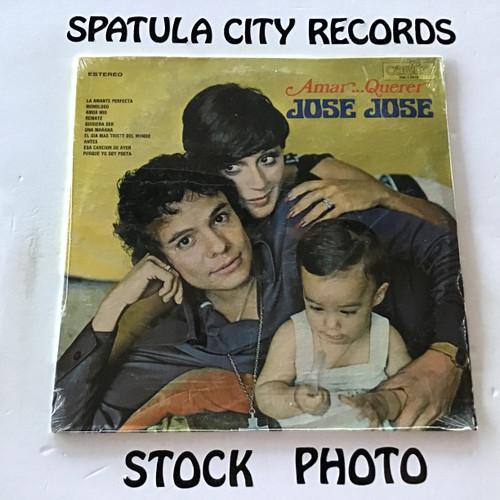 Jose Jose - Amar...Querer - SEALED - vinyl record LP