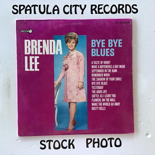 Brenda Lee - Bye Bye Blues - vinyl record LP