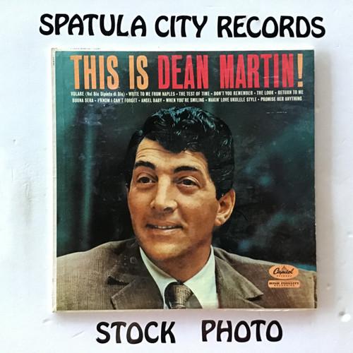 Dean Martin - This Is Dean Martin! - MONO - vinyl record LP