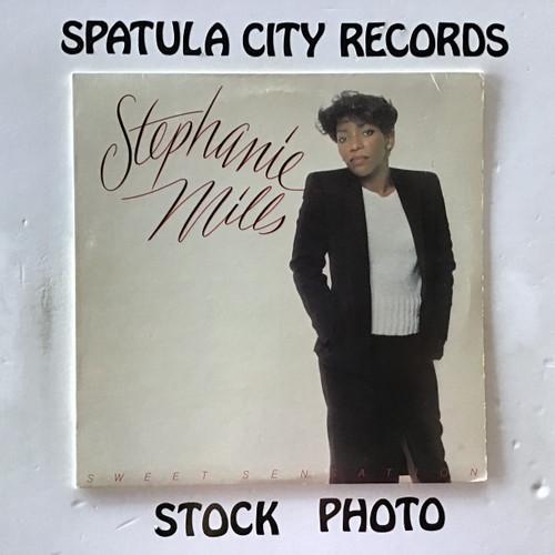 Stephanie Mills - Sweet Sensation - vinyl record LP