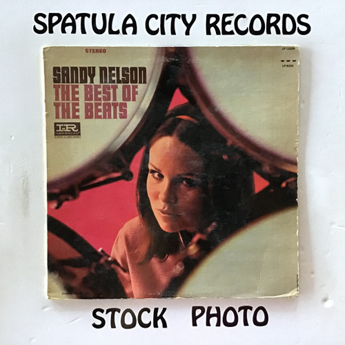 Sandy Nelson - The Best of The Beats - vinyl record LP