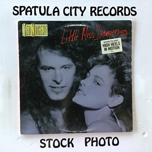 Ted Nugent - Little Miss Dangerous - vinyl record LP