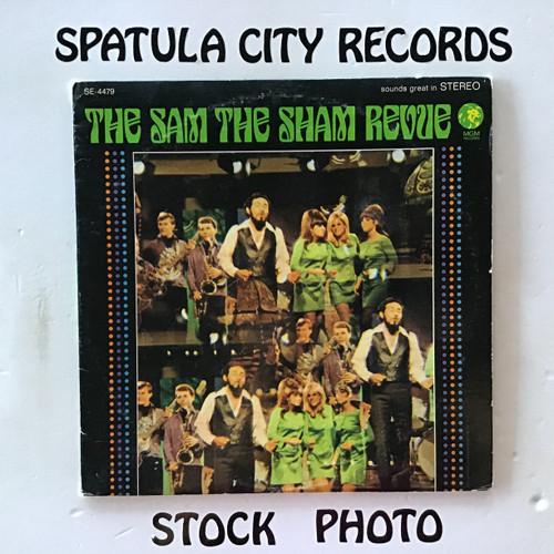 Sam The Sham and The Pharaohs - The Sam The Sham Revue - vinyl record LP
