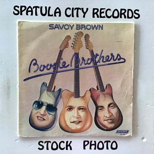 Savoy Brown - Boogie Brothers - vinyl record LP