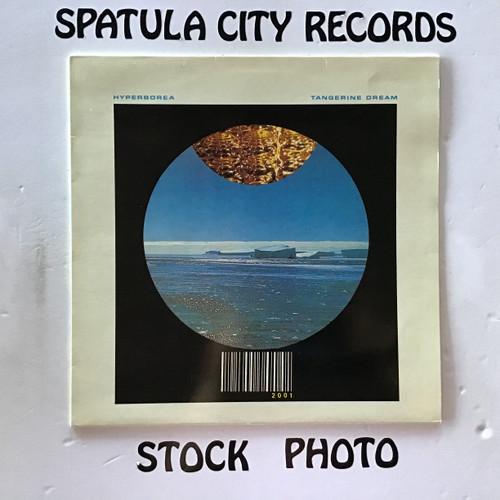 Tangerine Dream - Hyperborea - IMPORT - vinyl record LP