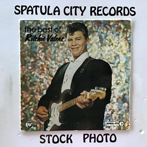 Ritchie Valens - The Best of Ritchie Valens - vinyl record LP