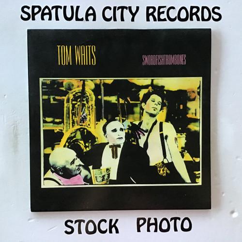 Tom Waits - Swordfishtrombones - LE 180g IMPORT - vinyl record LP