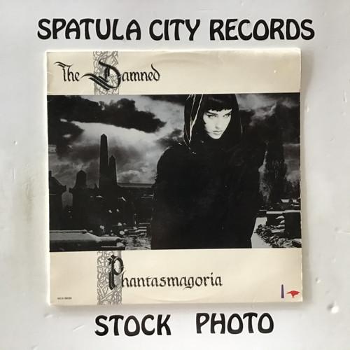 Damned, The - Phantasmagoria - vinyl record LP