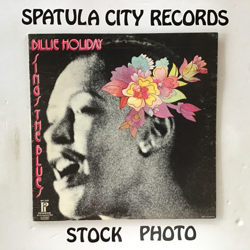 Billie Holiday - Billie Holiday Sings the Blues - vinyl record LP