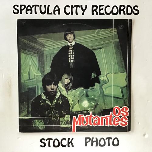 Os Mutantes - Os Mutantes - vinyl record LP