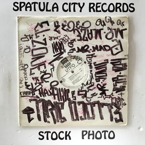UTFO - Hanging Out / Roxanne - vinyl record LP