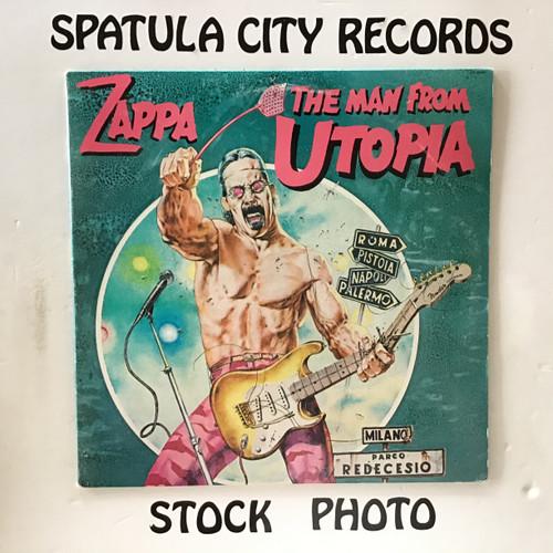 Frank Zappa - The Man From Utopia - vinyl record LP