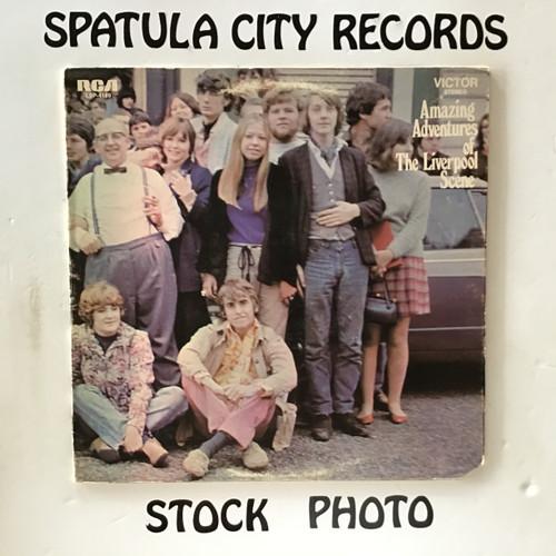 Liverpool Scene, The - Amazing Adventures of - vinyl record LP