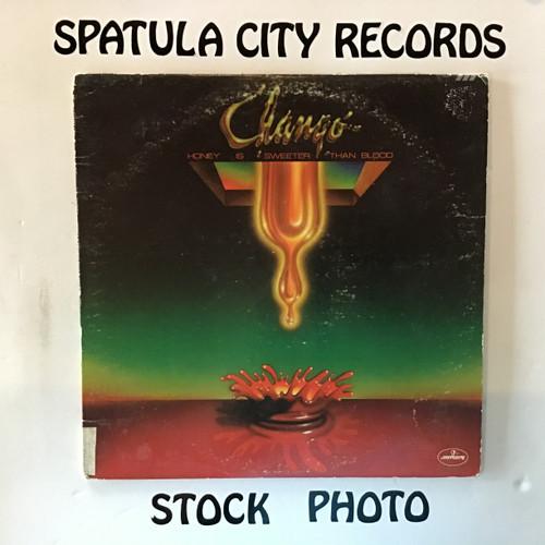 Chango - Honey is Sweeter Than Blood - PROMO - vinyl record LP