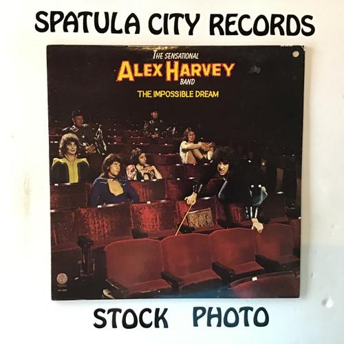Sensational Alex Harvey Band, The - The Impossible Dream - vinyl record LP