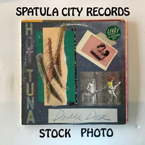 Hot Tuna - Double Dose - double vinyl record LP
