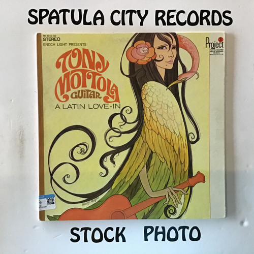 Tony Mottola - A Latin Love-In - vinyl record LP