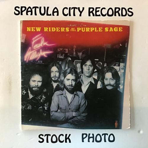 New Riders of the Purple Sage - Feelin' All Right - vinyl record LP