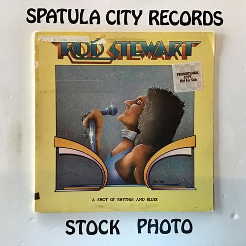 Rod Stewart - A Shot of Rhythm and Blues - vinyl record LP