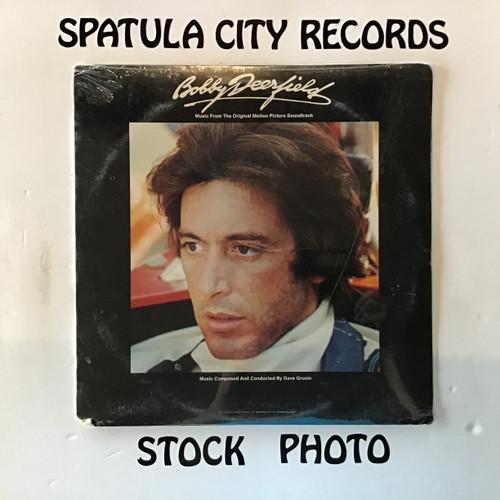Dave Grusin - Bobby Deerfield - soundtrack - SEALED - vinyl record LP