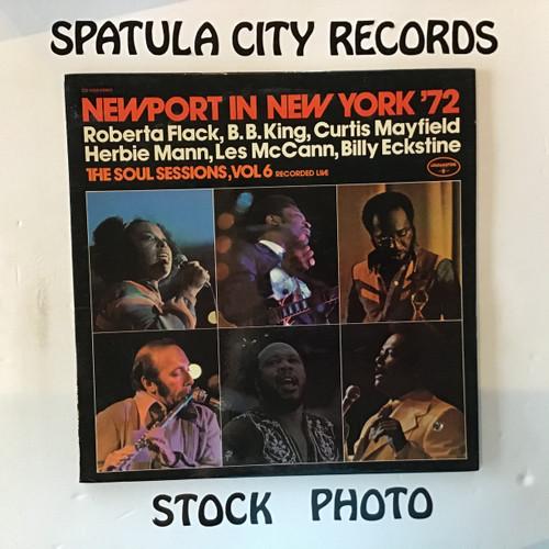 Newport in New York '72 The Soul Sessions Vol. 6 - vinyl record LP