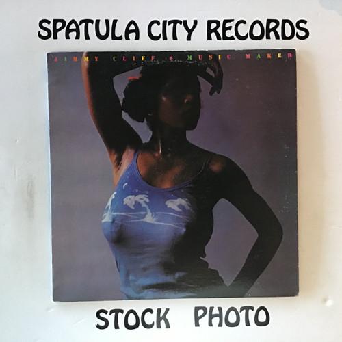 Jimmy Cliff - Music Maker - vinyl record LP