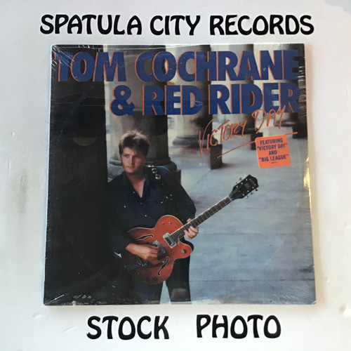Tom Cochrane and Red Rider - Victory Day - SEALED - vinyl record LP