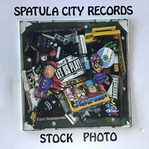 Coldcut - Let Us Play! - IMPORT -  double vinyl record LP
