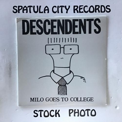 Descendents - Milo Goes To College - vinyl record LP