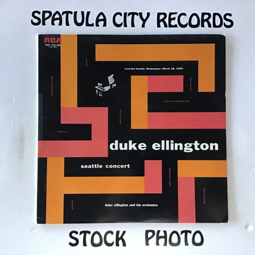 Duke Ellington and His Orchestra - Seattle Concert - IMPORT - vinyl record LP