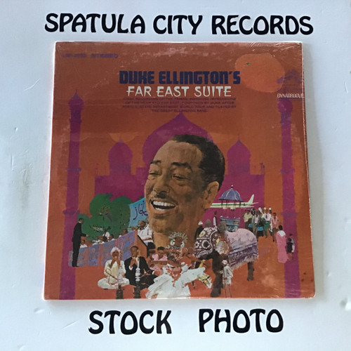 Duke Ellington - The Far East Suite - SEALED - IMPORT - vinyl record LP