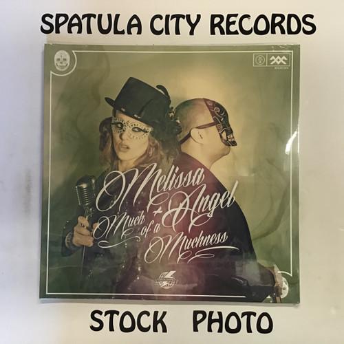 Melissa + Angel - Much of a Muchness - SEALED - vinyl record album LP