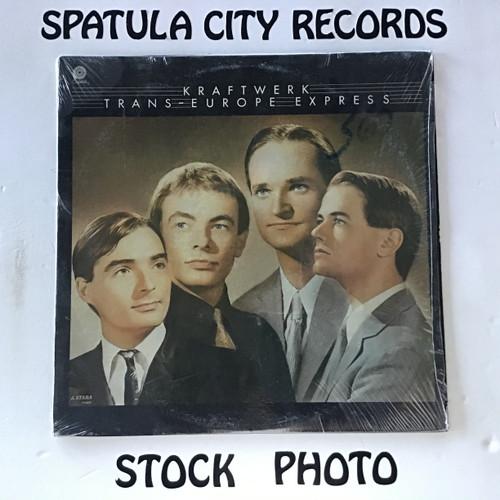 Kraftwerk - Trans-Europe Express - vinyl record LP