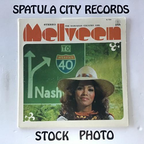Melveen Leed - Melveen ( The Hawaiian Country Girl ) - vinyl record LP