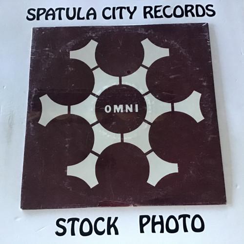 Bill Reddie - Omni - SEALED - vinyl record LP