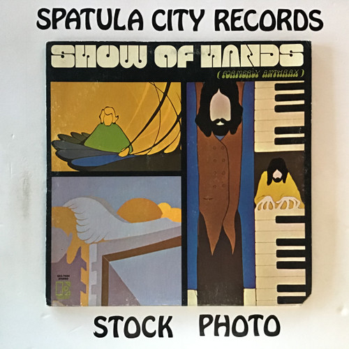 Show of Hands - Formerly Anthrax - vinyl record LP