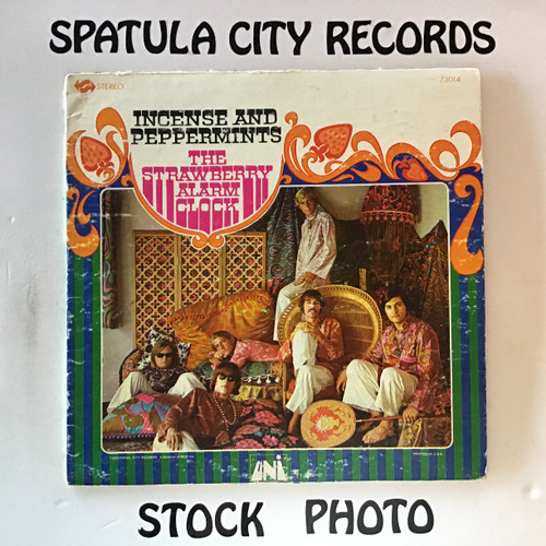 Strawberry Alarm Clock, The - Incense and Peppermints - vinyl record LP