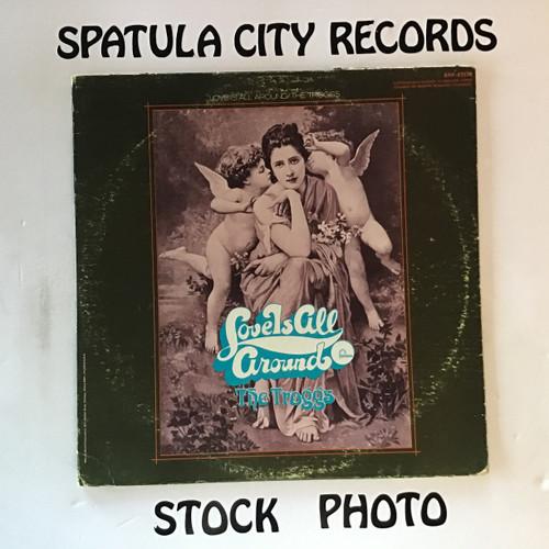 Troggs, The - Love Is All Around - vinyl record LP