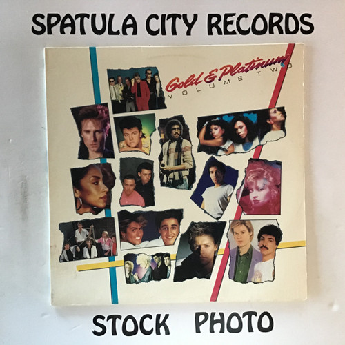 Gold and Platinum Volume Two - compilation - vinyl record LP